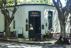 Chef in peace (lili.raijel) Tags: street uruguay colonial chef empedrado