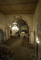 15 2801- Corrèze, Curemonte, l'église (Jean-Pierre Ossorio) Tags: église corrèze intérieur curemonte