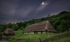 Pirogovo national architectural museum (kud4ipad) Tags: sky cloud building architecture rural 2012 pirogovo