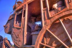 IMG_9555_6_7_tonemapped (Michael F. Nyiri) Tags: california sculpture art desert anzaborrego southerncalifornia metalsculpture temeculacalifornia ricardobreceda
