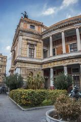 Palermo (Emanuela Aglieri Rinella) Tags: art architecture photography nikon digitale sicily palermo sicilia politeama d3300