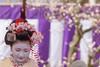 北野天満宮・梅花祭15・Kitano Shrine (anglo10) Tags: festival japan kyoto shrine 神社 北野天満宮 梅 祭り 京都市 京都府 梅花祭