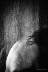 """71/365 """"Déformation"""" (ophelie.poirier) Tags: abstract texture hair nude photography back photographie artistic nu ghost dos surrealist 365 apparition fantôme abstractions artisticnude artistique abstrait surréaliste project365 365days 365project 365challenge"""
