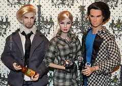 Corporate party (Nadine Gomes) Tags: color fashion club toys lab doll wake nu pierre w von style infusion fantasy declan convention 16 treat agnes cinematic weiss rare royalty hansel 2012 integrity devries 2015 aristocratic