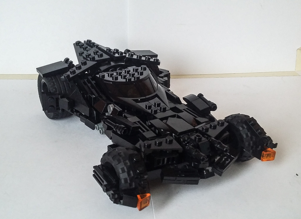lego batman vs superman batmobile instructions