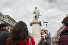 """Monument Walk along O'Connell Street Meridian on Sunday March 13th <a style=""""margin-left:10px; font-size:0.8em;"""" href=""""http://www.flickr.com/photos/94480569@N05/25683941320/"""" target=""""_blank"""">@flickr</a>"""
