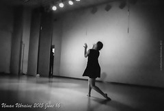 DSC_0202 (imramianna) Tags: show portrait people bw female dance university theatre performance ukraine uman visavis musicalperformance contemp