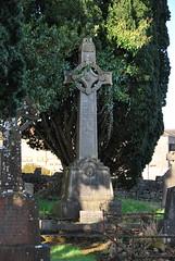 ballinasloe_137 (HomicidalSociopath) Tags: ireland cemetery architecture spring nikon crosses april ballinasloe d60