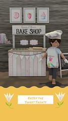 The Outdoor Bakery (cady.amelia) Tags: loc trinket theplayroom tinygems argrace cutebytes