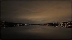 Edsviken - 9x16 (m.jon81) Tags: longexposure sea water night sweden stockholm edsviken