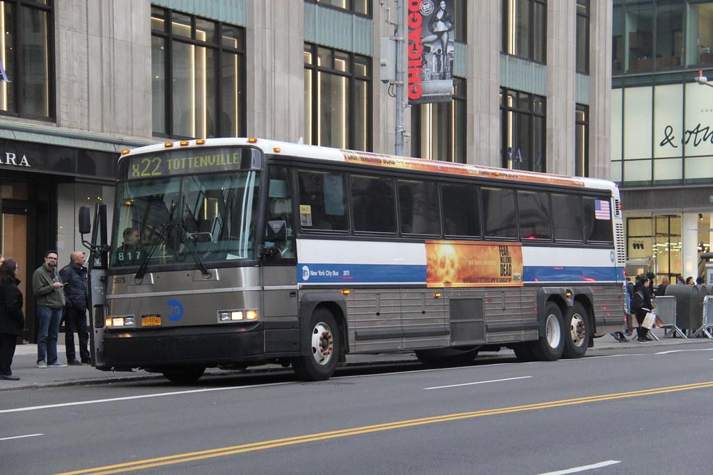 X Bus Schedule Manhattan To Staten Island