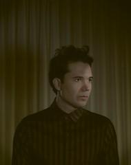 Matthew Dear (Chris Arace) Tags: portrait music man celebrity lights artist darkness michigan detroit hasselblad techno mf fresnel portfolio ghostly edm profoto audion