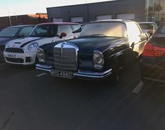 Mercedes W108 250 SE (VAGDave) Tags: mercedes 1966 w108 250se