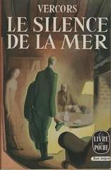 Le silence de la mer / Vercors (Biblioteca Pblica Ciudad Real) Tags: libro biblioteca libros vercors lectura