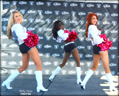 2015 Oakland Raiderettes @ Raiderville (billypoonphotos) Tags: pink ladies girls light black silver oakland photo dance football team nikon women pretty breast cheerleaders nfl go nation cancer picture dancer coliseum bud females cheerleading squad wendy fabulous awareness noelle monique raiders raider 2015 raiderette raiderettes raidernation bcam d5200 raiderville billypoon billypoonphotos