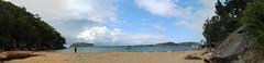 IMG_5536 - IMG_5540 Resolute Beach panorama (drayy) Tags: park panorama beach bush track walk hike trail national bushwalking beaches palmbeach secluded pittwater kuringgai brokenbay westhead kuringgaichase