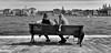hei (Franco Boetto) Tags: streetshoot people finger giudecca island venezia laguna panchina dito colombo f16 italia coppia fujifilm fujix x100t bw fotografia canale