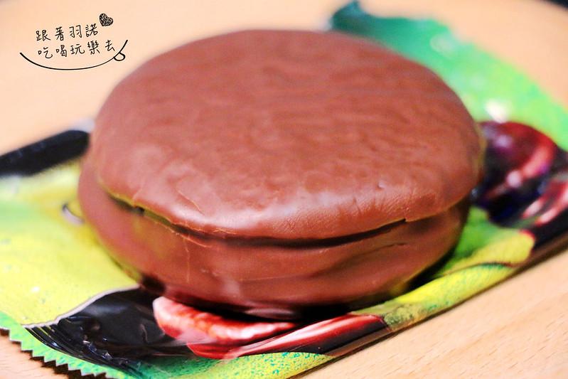 LOTTE日本樂天- CHOCO PIE奢華抹茶巧克力派28