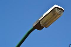 Philips XGS103 (f O h O) Tags: nederland philips 103 noordbrabant schade aanrijding xgs straatverlichting westerbeek armatuur wegverlichting
