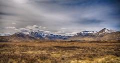 The Black Mount ~ Glencoe (Margaret S.S) Tags: black scotland mount glencoe
