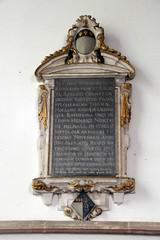 Quidenham, Norfolk, UK (mira66) Tags: england church monument memorial norfolk standrew quidenham ladycatherinecrompton