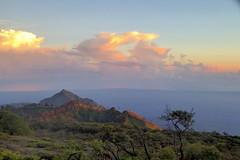 Beautiful sunrise seen from the rim (gecgab) Tags: ijen