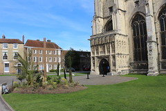 Canterbury Cathedral (Roy Richard Llowarch) Tags: england english heritage history church sunshine architecture religious kent spring cathedral god roman religion jesus gothic churches cathedrals sunny canterbury medieval historic norman christian worldheritagesite historical british romanesque christians englishhistory anglican protestant springtime worldheritage anglicanchurch canterburycathedral oldenglish gothiccathedral cofe gothicarchitecture oldengland godly englishheritage churchofengland worldheritagesites gothicstyle britishhistory medievalarchitecture archbishopofcanterbury romanesquearchitecture normanarchitecture thomasbecket medievalengland normangothic britishheritage canterburyengland britishchurches gothiccathedrals normanengland cathedralandmetropoliticalchurchofchristatcanterbury martyrdomofthomasbecket metropolitical normanbritain normangothicstyle medievalchurhes churchofchristatcanterbury