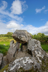 Tirnoney Portal Tomb (backpackphotography) Tags: ireland ancient tomb londonderry northernireland prehistoric hdr derry dolmen portaltomb tirnony backpackphotography tirnoney