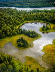 (Joo Lus / Fotografia) Tags: usa water alaska landscape places talkeetna subjects miscelaneous