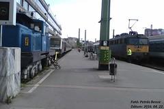 H-Start 413 310 (V43 1310) + 8005 013 (Bybdtee 013) + Vf100 Budapest-Dli pu., 2016. 04. 22. (petrsbence) Tags: hungary budapest trains railways mv 431 szili vonat v43 8005 vast dliplyaudvar dlipu vezrlkocsi vf100 bybdtee villamosmozdony helberstadt ftmozdony