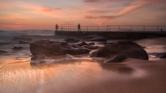 South Curl Curl Sunrise (RoosterMan64) Tags: longexposure seascape sunrise sydney australia nsw northernbeaches leefilters soouthcurlcurl
