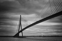 le Pont de Normandie (l'imagerie potique) Tags: bridge pont normandie poeticimagery silverefexpro2 limageriepotique