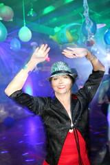 _MG_0679 (abelow) Tags: party girl women dancers dancing flash westvirginia shepherdstownwv canon2470lens canon5dmarkll townrunbrewery