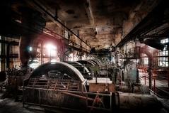 Rderwerk 2 (ddaugenblick) Tags: abandoned lost place hdr brikettfabrik knappenrode thebestofhdr