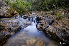 tortoise stone (Azam Alwi) Tags: longexposure water landscape waterfall slowshutter fujifilm terengganu cbl semulajadi tortoisestone touit2812 fujifilmxt1