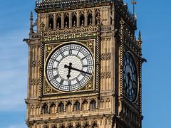 The timepiece (bsam4109) Tags: london clock welding weld bigben elizabethtower