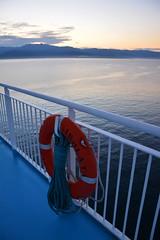 Lever de soleil (Dorian Duplex) Tags: ferry de soleil marseille bateau ajaccio lever equipage coque traverse