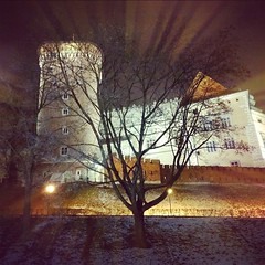 Krakow at midnight 2014/2015 #ttab #ano... (Tomski TTABOGRAPHY) Tags: travel midnight cracow ano ttab polandarchitecture uploaded:by=flickstagram instagram:photo=8883411822797150211484642177