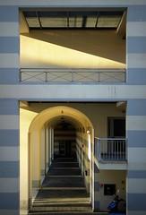 grigi e gialli (fotomie2009) Tags: italy architecture italia liguria architettura savona