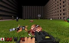 Duke Nukem (3D) in Tel Aviv Gloony V1, an update(also) (nestel34a) Tags: israel 3d tel aviv duke gearbox realms allenby nukem eduke32