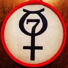 Mercury Program Logo (Pennan_Brae) Tags: logo 60s mercury space astronaut nasa astronauts badge 1960s patch patches
