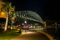 Syd Harbour Bridge 3 (pesze) Tags: landscape sydneyharbour