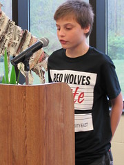 IMG_3744 (mosaic36) Tags: red college early slam poetry write wolves 2016 ecpa