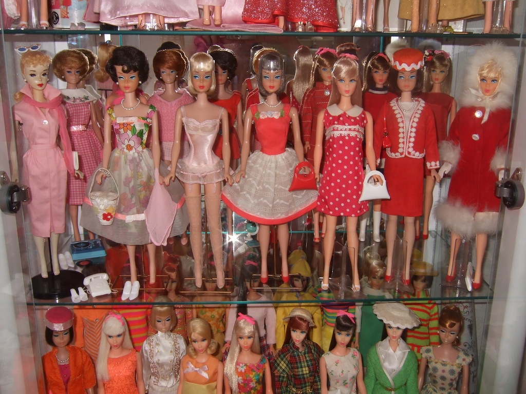 Barbie Japanese Exclusive Fashion