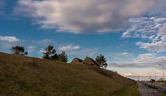 DSC_6540_Lr-edit (Alex-de-Haas) Tags: light sunset house reflection netherlands clouds landscape fire licht zonsondergang nederland thenetherlands wolken huis dyke dijk dike landschap noordholland vuur reflectie petten coastalarea spreeuwendijk kunstgebied