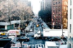 Highline Crossing (bindermichi) Tags: city nyc urban usa newyork nikon january d800 2014