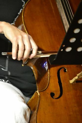 30 ans de l'école de musique Gabriel Fauré. Violoncelle.