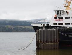 MV Hebrides at Brodick (Russardo) Tags: ferry scotland clyde mac cal calmac brodick arran hebrides mv caledonian macbrayne