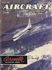 Aircraft 1962 (Runabout63) Tags: magazine aircraft united airliner caravelle