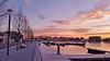 20160119_Waterlijn zonsopkomst winter (6) (GemeenteUithoorn) Tags: winter cold holland ice frozen frost bevroren nederland amstel landschap noordholland ijs koud landschappen waterlijn uithoorn zonsopkomst hollandse vriezen dekwakel dorpscentrum molenvaart